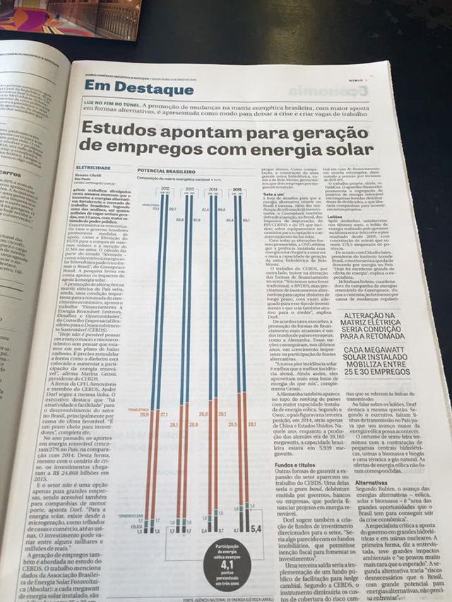 Noticia Energia Solar Im 2